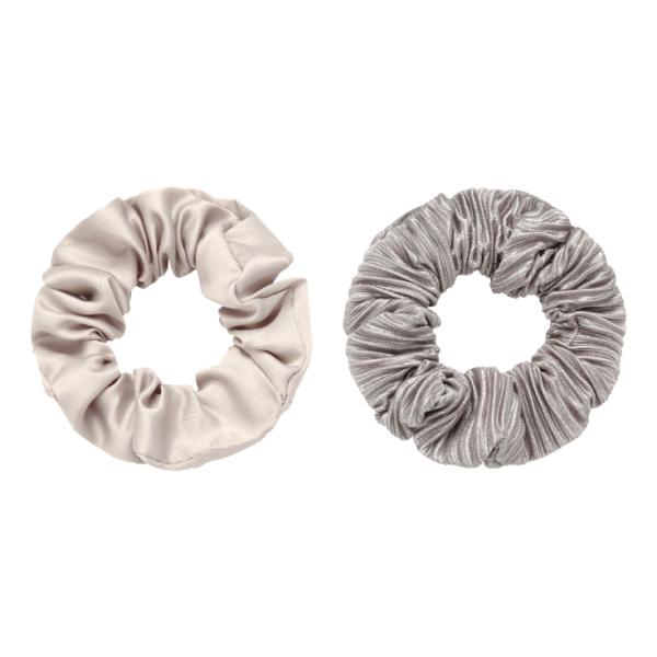 Scrunchie set grey