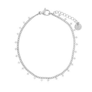 Bracelet northstars silver