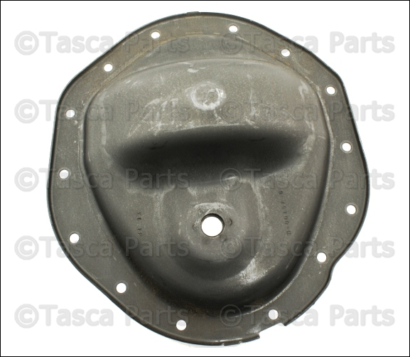 2004 Dodge Ram 1500 Front Differential