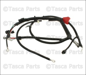 NEW OEM MOPAR ALTERNATOR & BATTERY WIRING HARNESS 1999