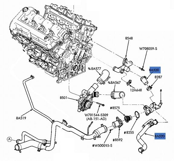 2006 Ford F 150 Body Parts Diagram