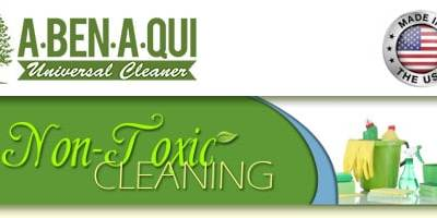 A-Ben-A-Qui Green Cleaner Meets or Surpasses Grassroots Child Safe Guidelines