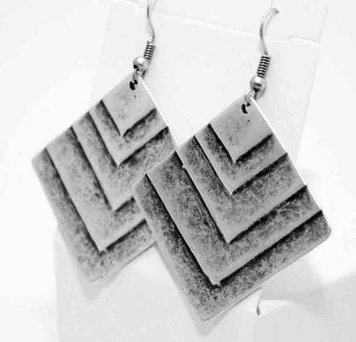 Wholesale square earrings.