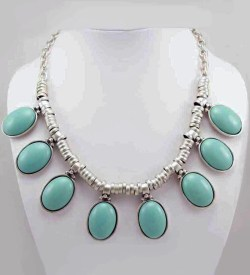 Wholesale turquoise necklace
