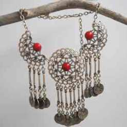 Ethnic Turkish necklace.
