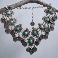 Turquosie necklace