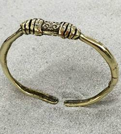 Turkish bronze bracelet