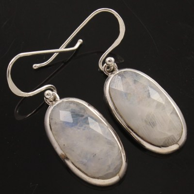 Wholesale rainbow moonstone earrings australia.