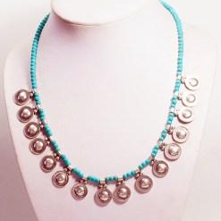 Turquoise wholesale encklae