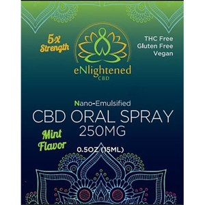eNlightened Nano CBD Oral Spray