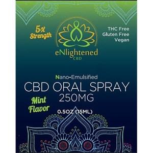 eNlightened Nano CBD Oral Spray