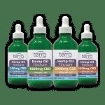 Terra Holistics CBD Isolate Tincture 4 Strengths 30ml
