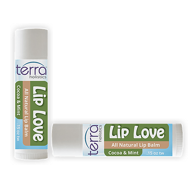 Terra Holistics Lip Balm Mint