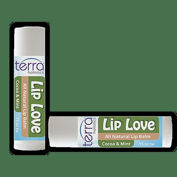 Terra Holistics Lip Balm Mint