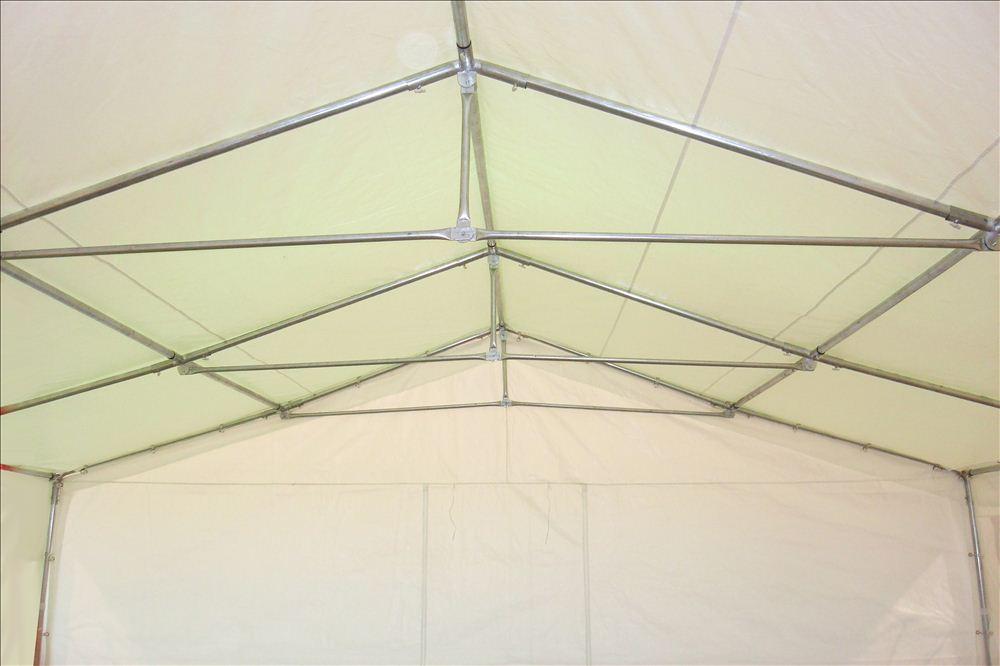 20 X 40 Heavy Duty White Gazebo Canopy Tent