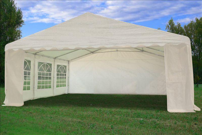 20 X 20 Heavy Duty Party Tent Canopy Gazebo Shelter With