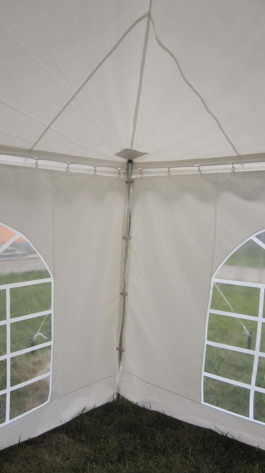 20 X 40 Pvc Pole Tent Canopy Gazebo