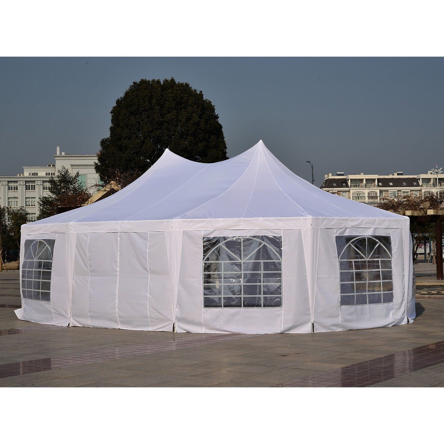 29 X 21 Heavy Duty Party Tent Canopy Gazebo Standard Or