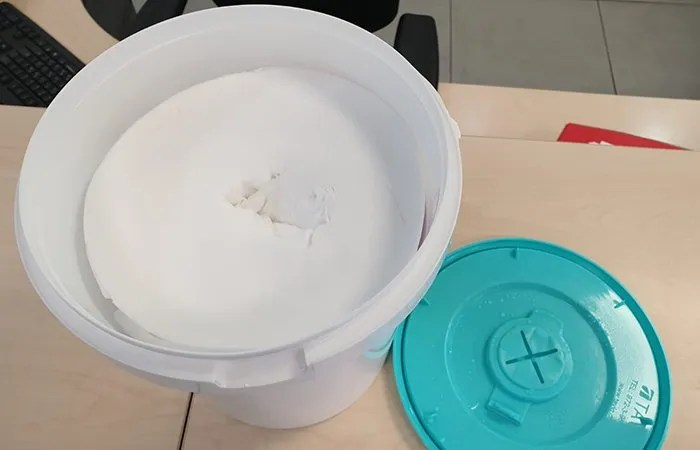 wholesale disinfectant wipes open