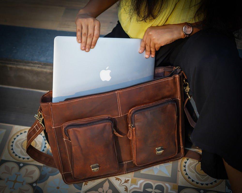 traditional messenger bag