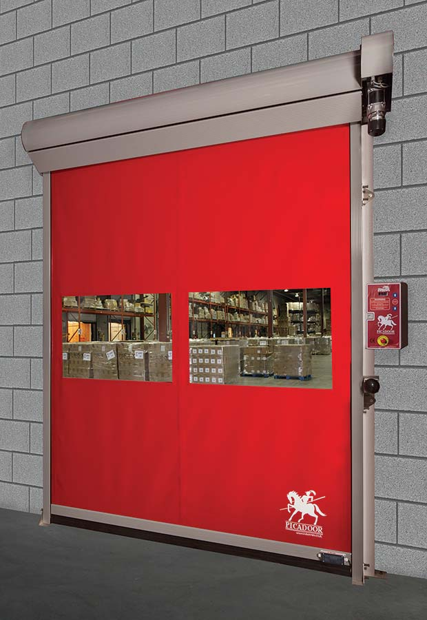Union Industries welcomes new addition to its High Speed Door family | Wholesale Manager - The news magazine for the UK wholesale and cash u0026 carry industry & Union Industries welcomes new addition to its High Speed Door family ...