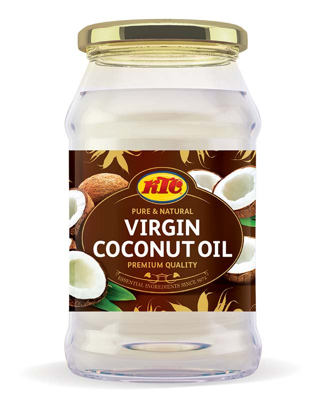 multiple virgin Coconut oil sclerosis