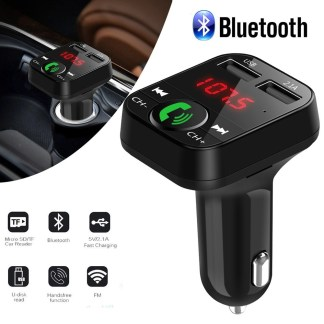Car Wireless Bluetooth MP3 Player