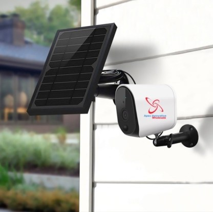 Solar Outdoor Security Camera - Wholesale Products Pro
