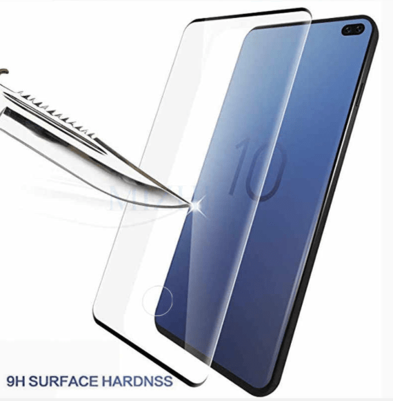 For Note 10 Curve Screen Tempered Glass 2mm - Wholesale Products Pro