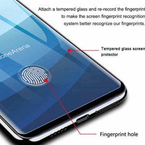 For Note 10 Pro Curve Screen Tempered Glass 2mm