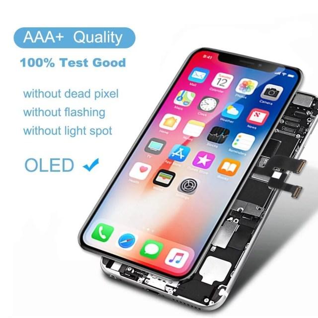 Mobile phone Screen Replacement - Repair your iPhone screen