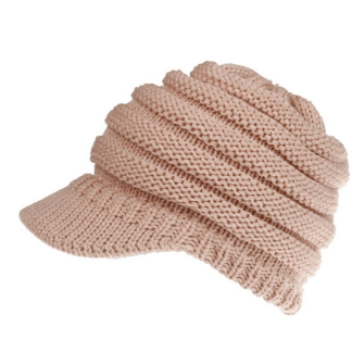 Pink Ponytail hats