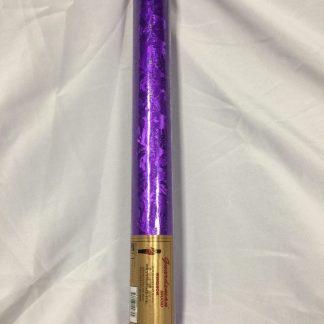 purple foil paper