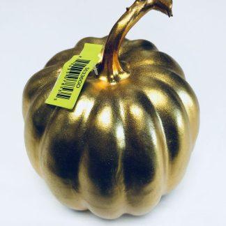 Gold Foam Pumpkin