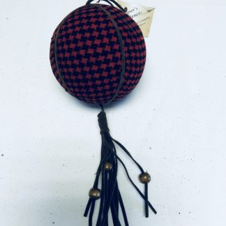 Leather Ornament