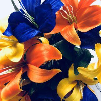 Fall Day Lily Bush Large
