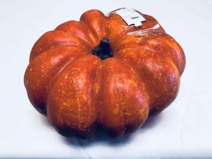 Orange Flat Foam Pumpkin