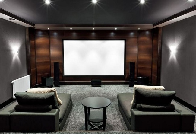 Adding a theater room to your remodel flip