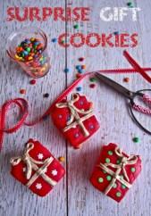 Surprise Giftbox Cookies!