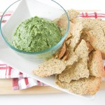 Artichoke and Spinach Pesto