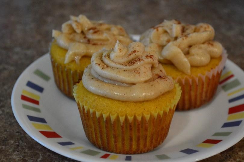 Snickerdoodle Cupcakes 9