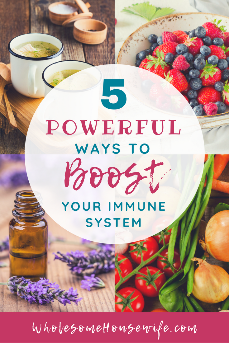 5 Powerful Ways to Boost Your Immune System