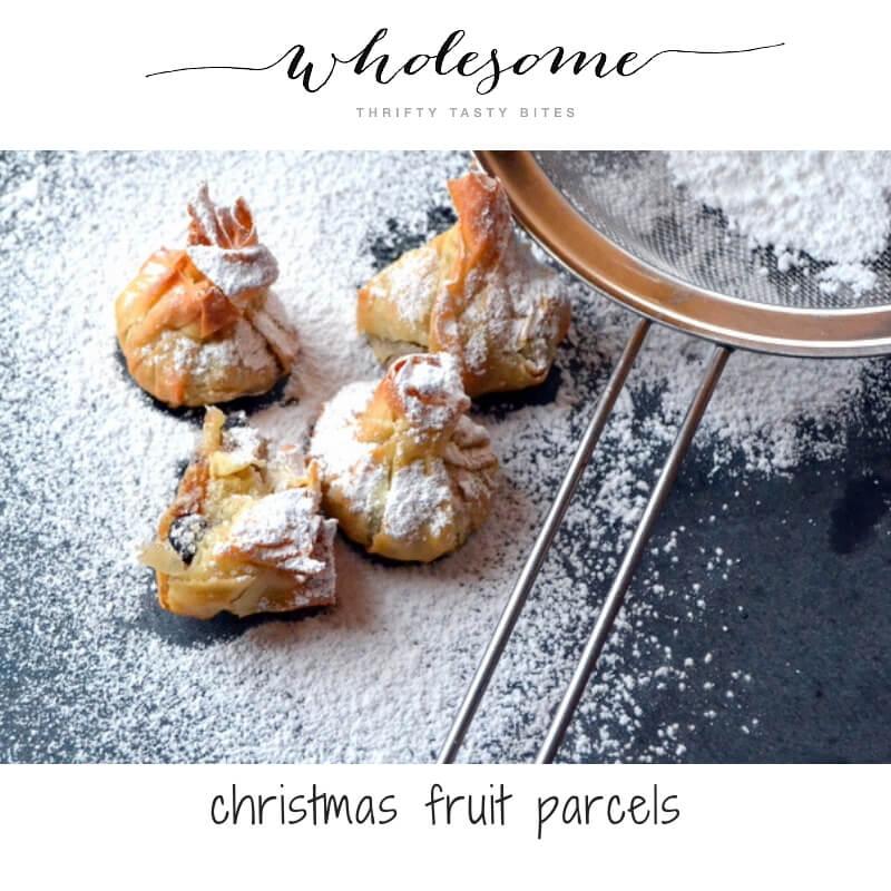 Christmas Fruit Parcels