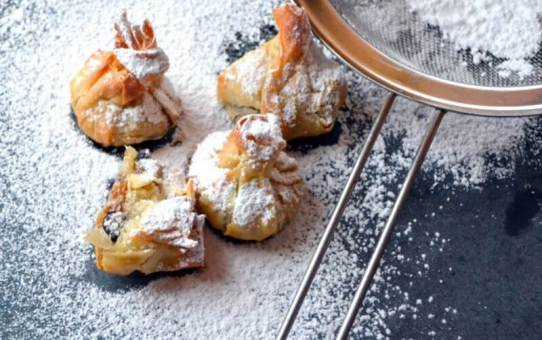 Christmas Fruit Parcels