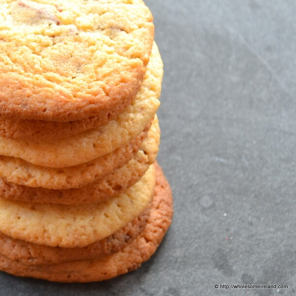 Malted Milk Cookies