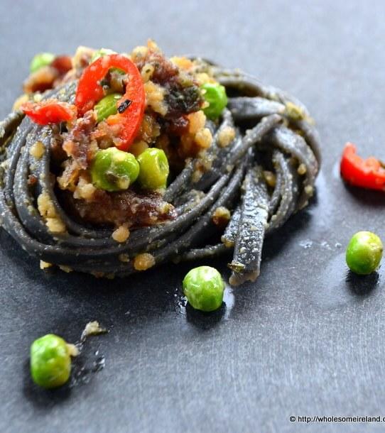 Leftover Lamb Pasta