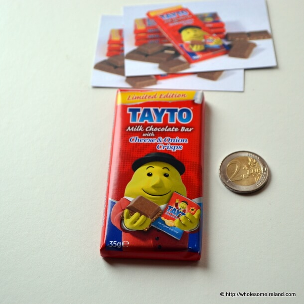 Chocolate Tayto - The Verdict - Wholesome Ireland - Irish Food & Parenting Blog