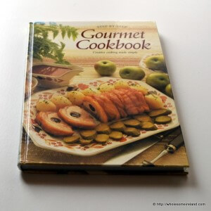 Gourmet Cookbook-001