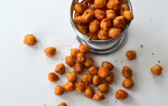 Crispy Chickpeas - Wholesome Ireland - Irish Food & Parenting Blog