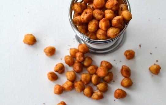 Crispy Chickpeas - Wholesome Ireland - Irish Food & Parenting Blog